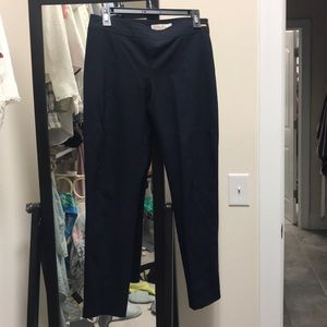 Tory Burch wool blended cropped pants